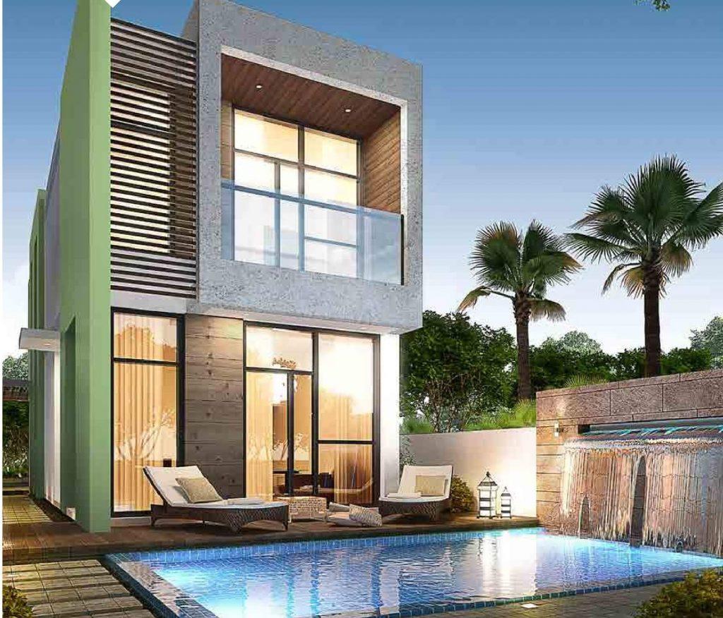 В Дубае запустили новый проект роскошных вилл