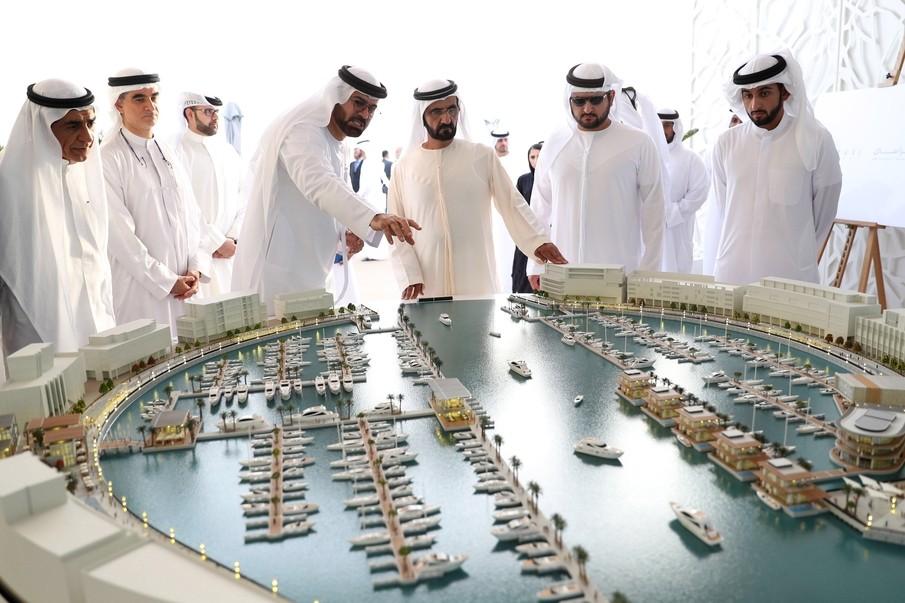 В Дубае построят новую набережную и пристань для яхт