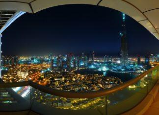 Дубай летом