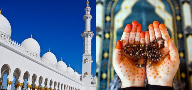 Дубаи Рамадан