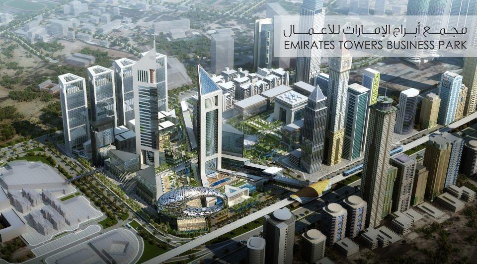 В Дубае построят новый деловой район
