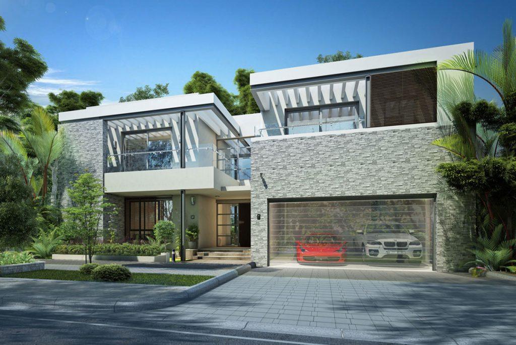 В Дубае появится новый жилой комплекс вилл в лесу