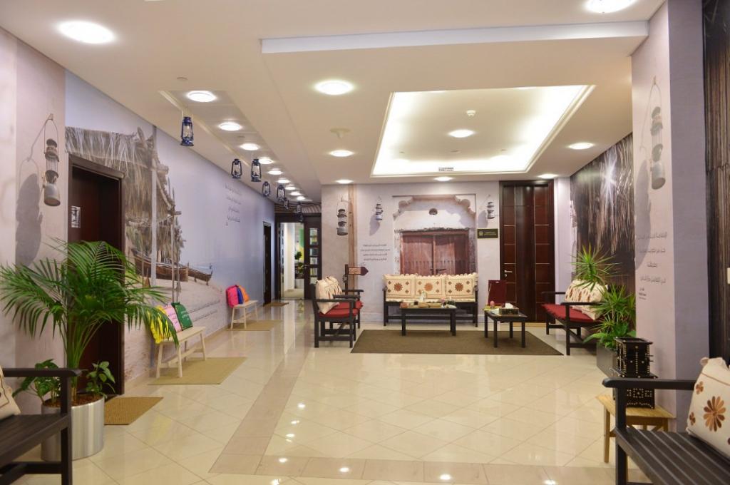 Штаб-квартира полиции Дубая оригинально преобразилась