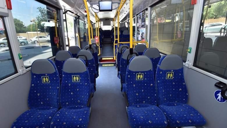 Видео: В Дубае тестируют новый эко-автобус