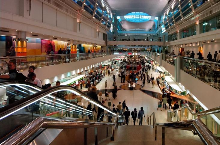 Фото аэропорта дубай смотровые площадки дубай