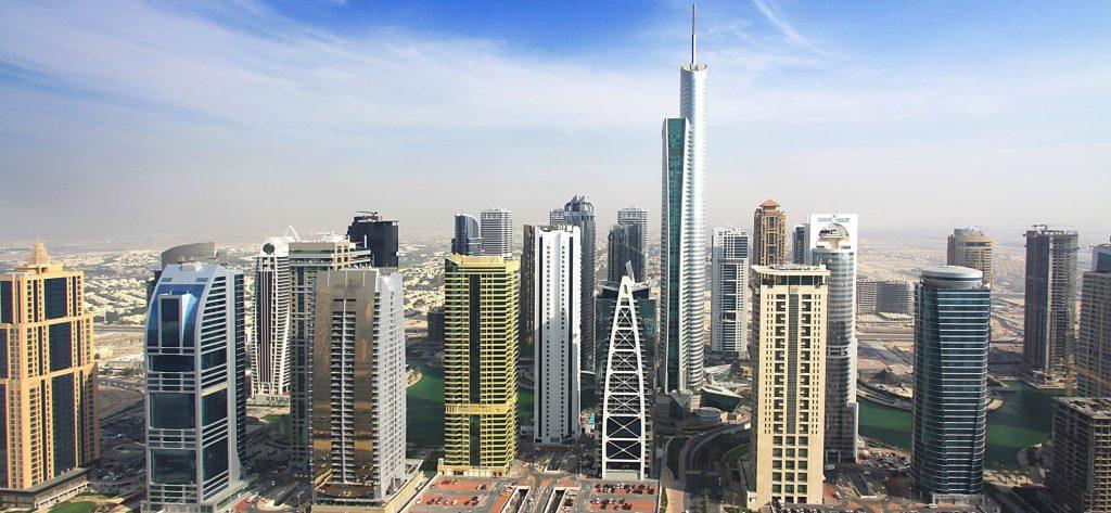 Район Джумейра в Дубае