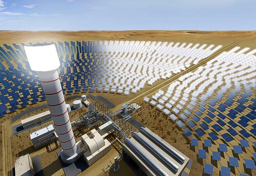 В ОАЭ будет построена крупнейшая в мире солнечная электростанция