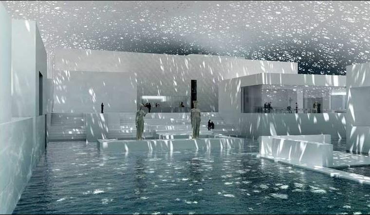 Стала известна дата открытия Лувра в Абу-Даби