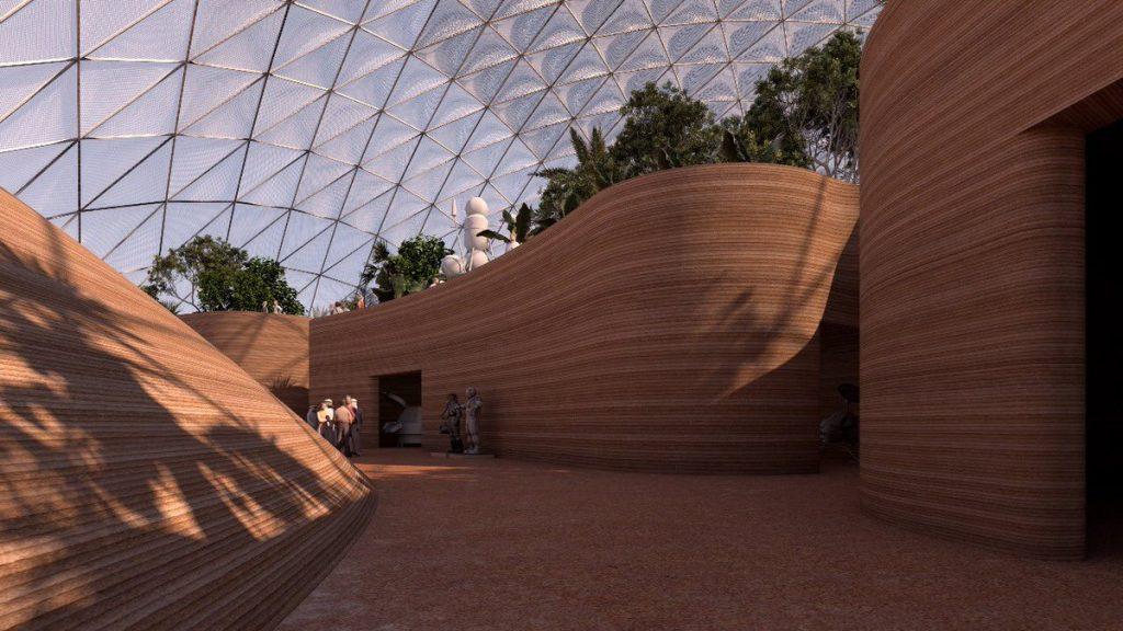 В Дубае построят искусственный Марс