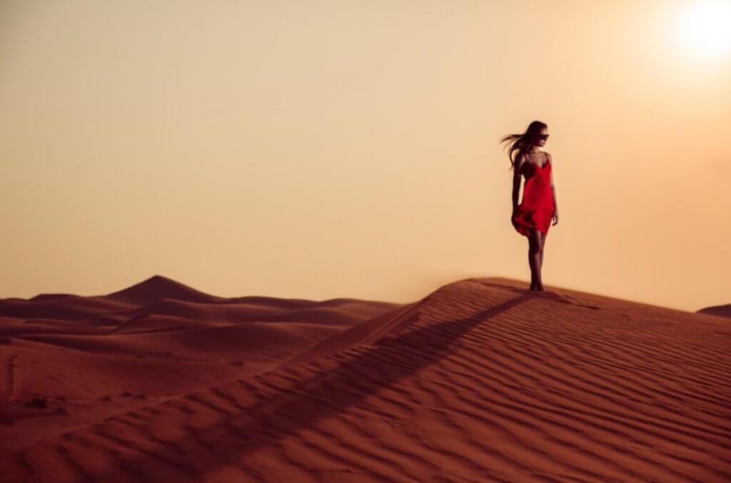 ландшафты ОАЭ