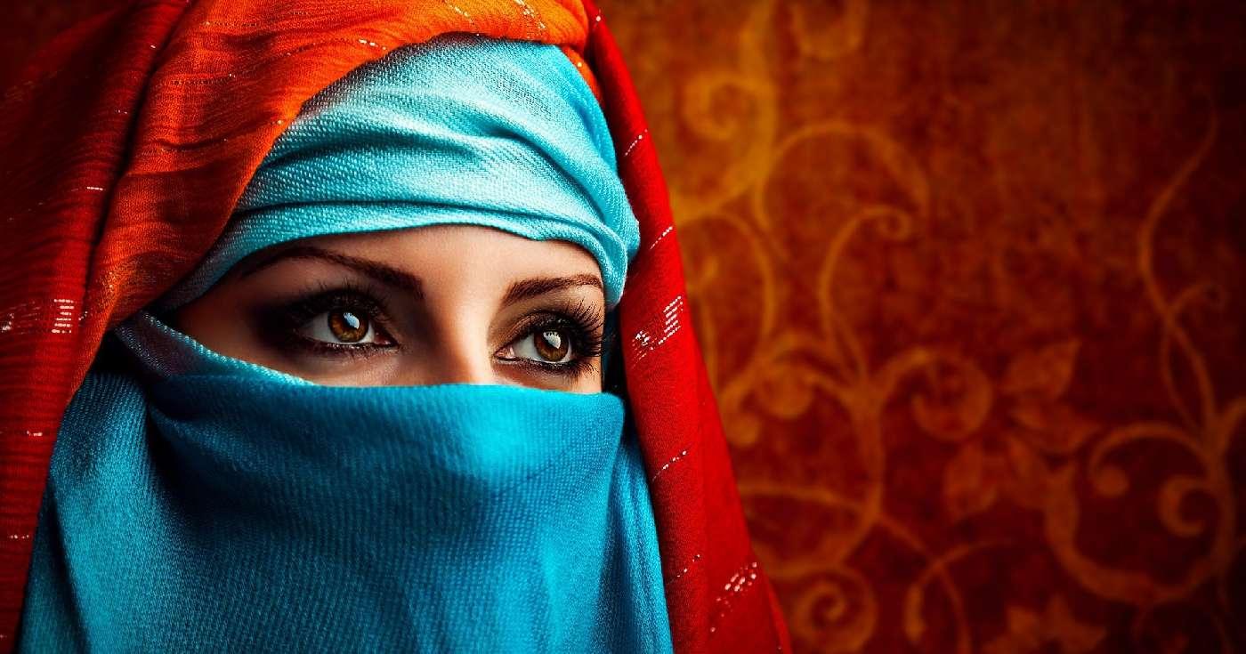 Арабские шейхи и русские девушки