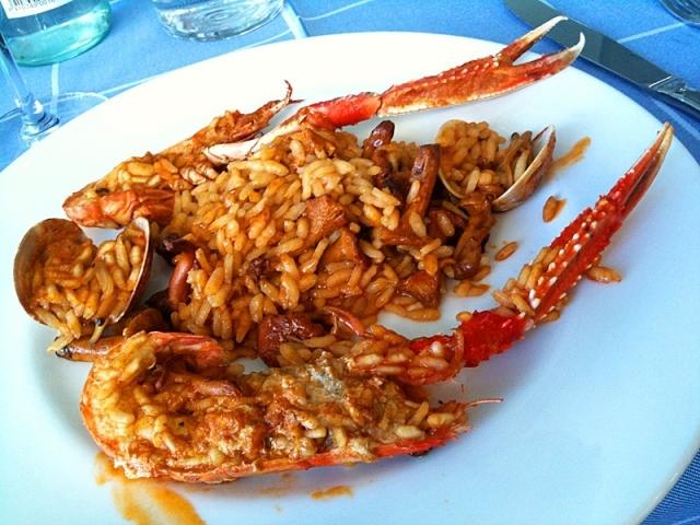 морская кухня ОАЭ