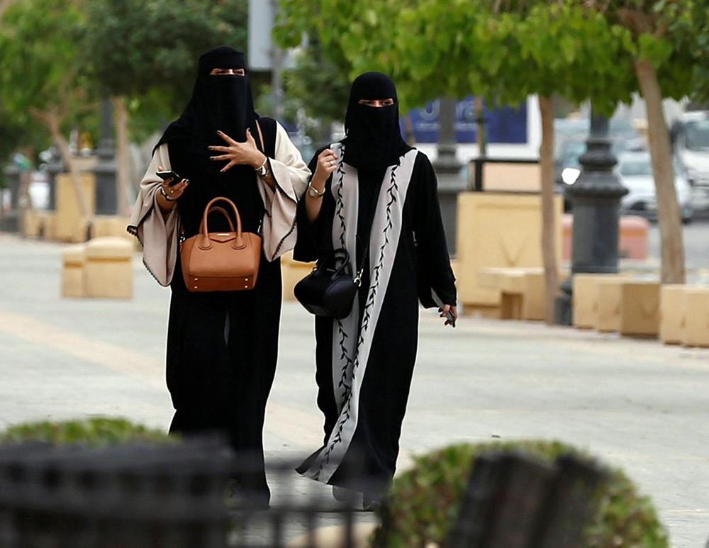 жены арабских мужчин