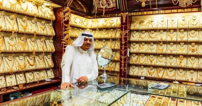роскошная жизнь в Дубае