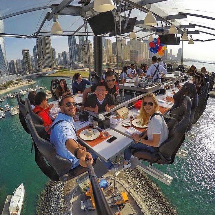 ресторан Дубай
