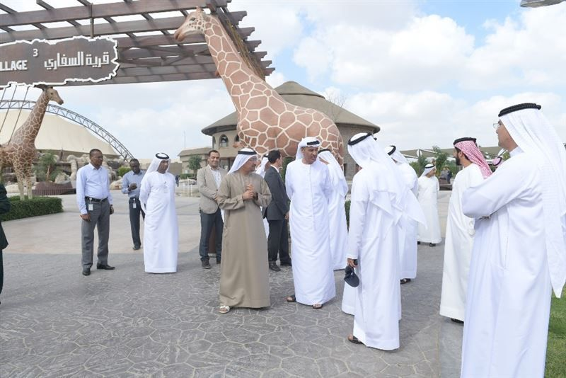 В Дубае открылся новый масштабный сафари-парк