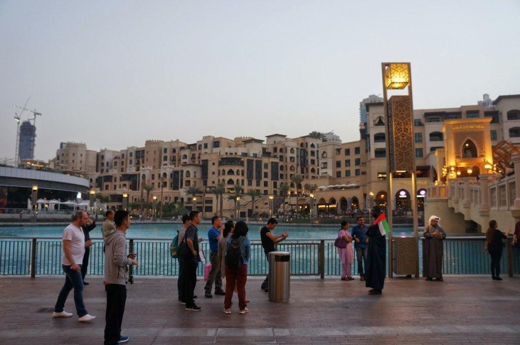мигранты в Дубае