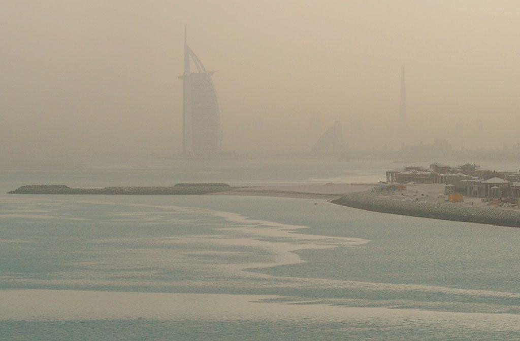 окружающая среда в Дубае