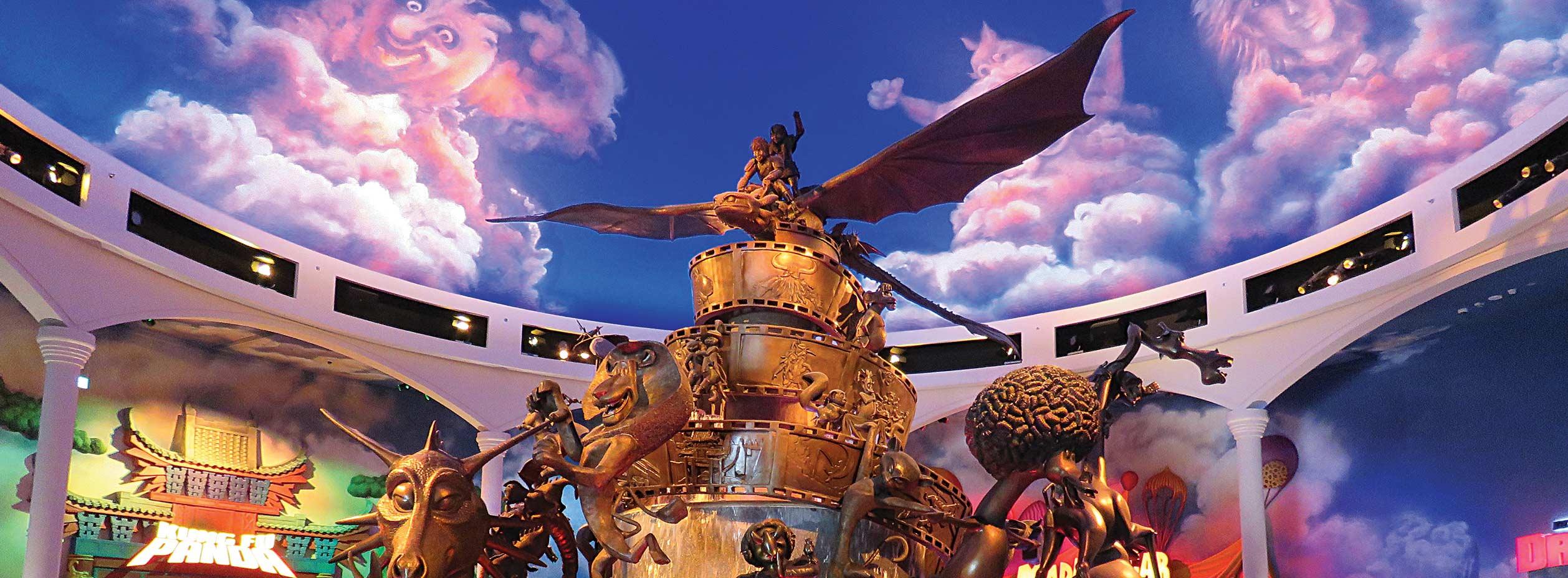 DreamWorks Zone
