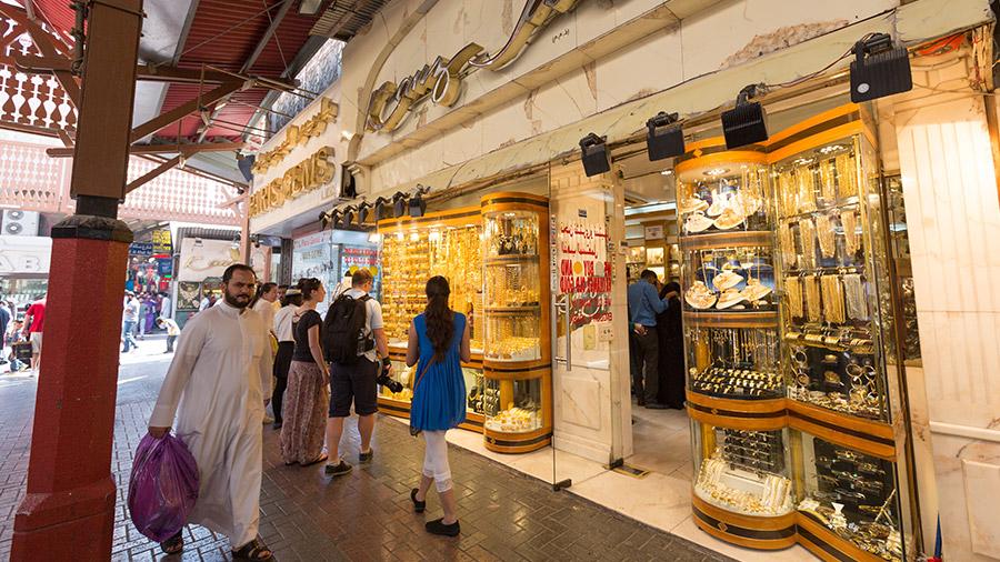 мужской шоппинг в Дубае