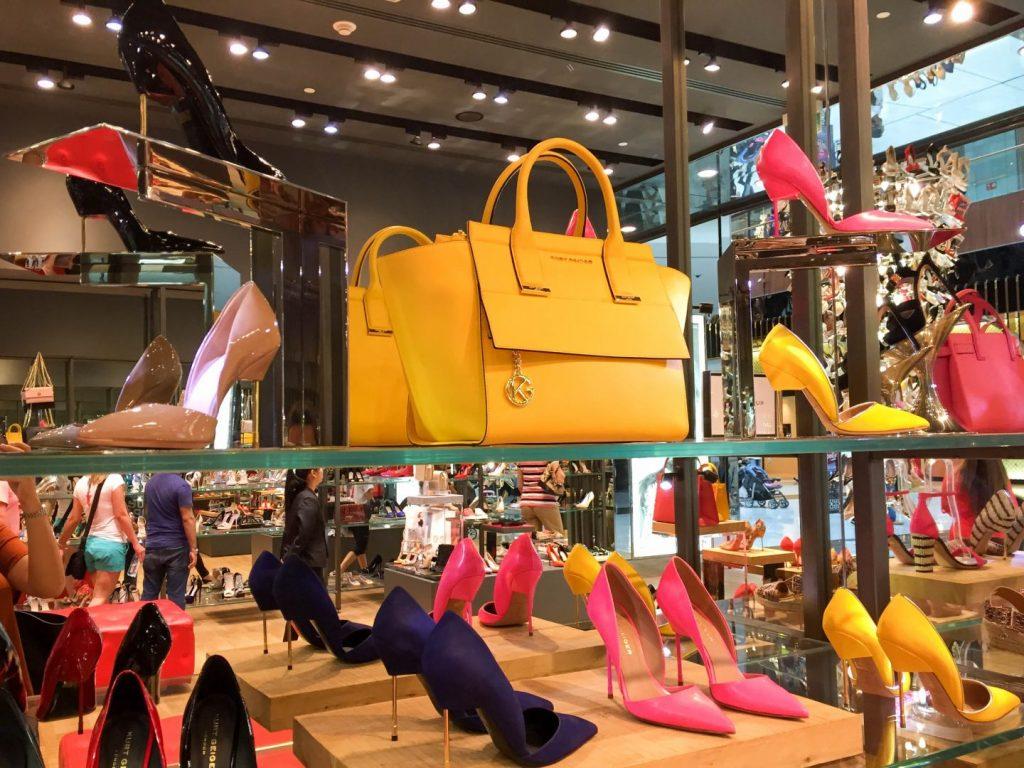 женский шоппинг в Дубае