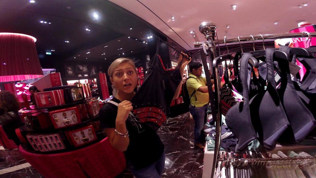 шоппинг в Дубай молле