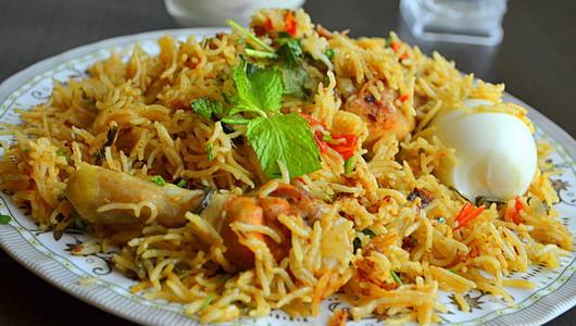 индийская кухня в Дубае