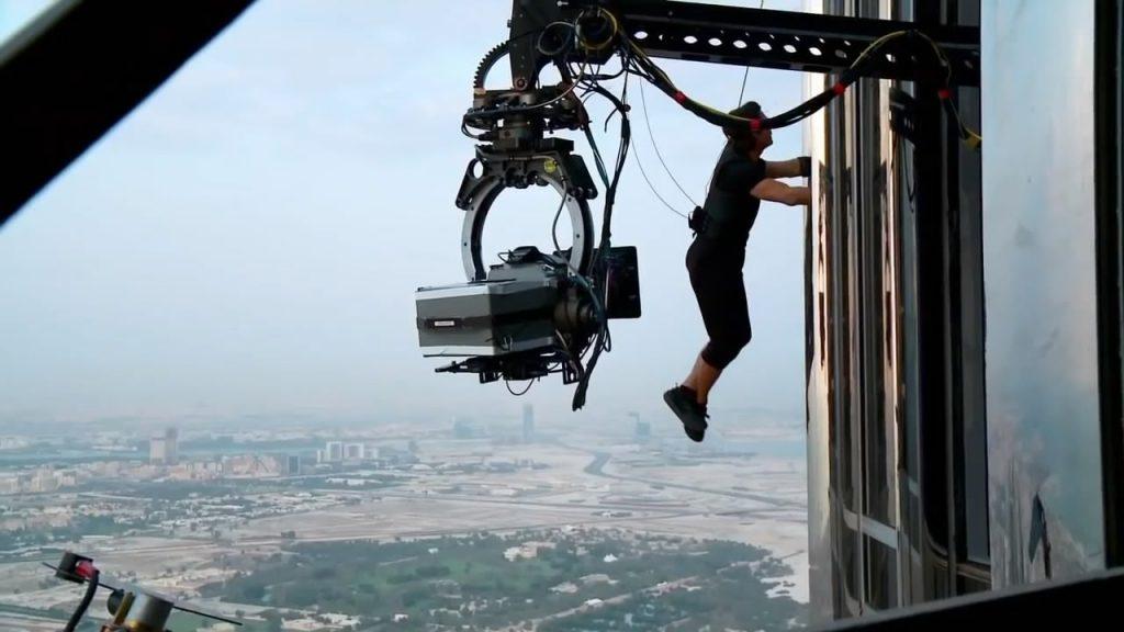 кино в Дубае