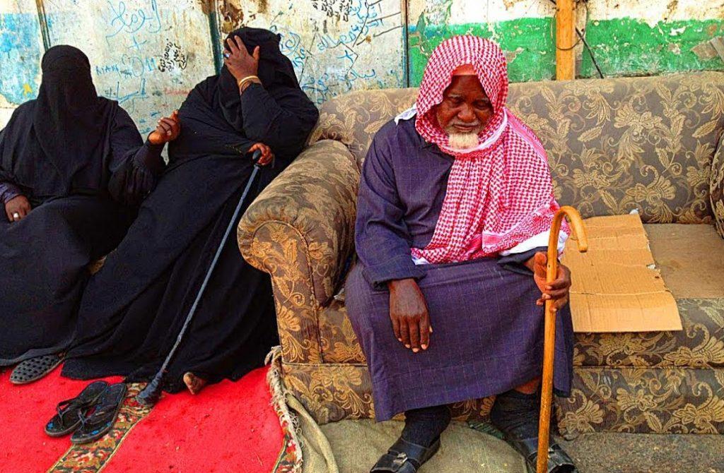 бедные арабские страны