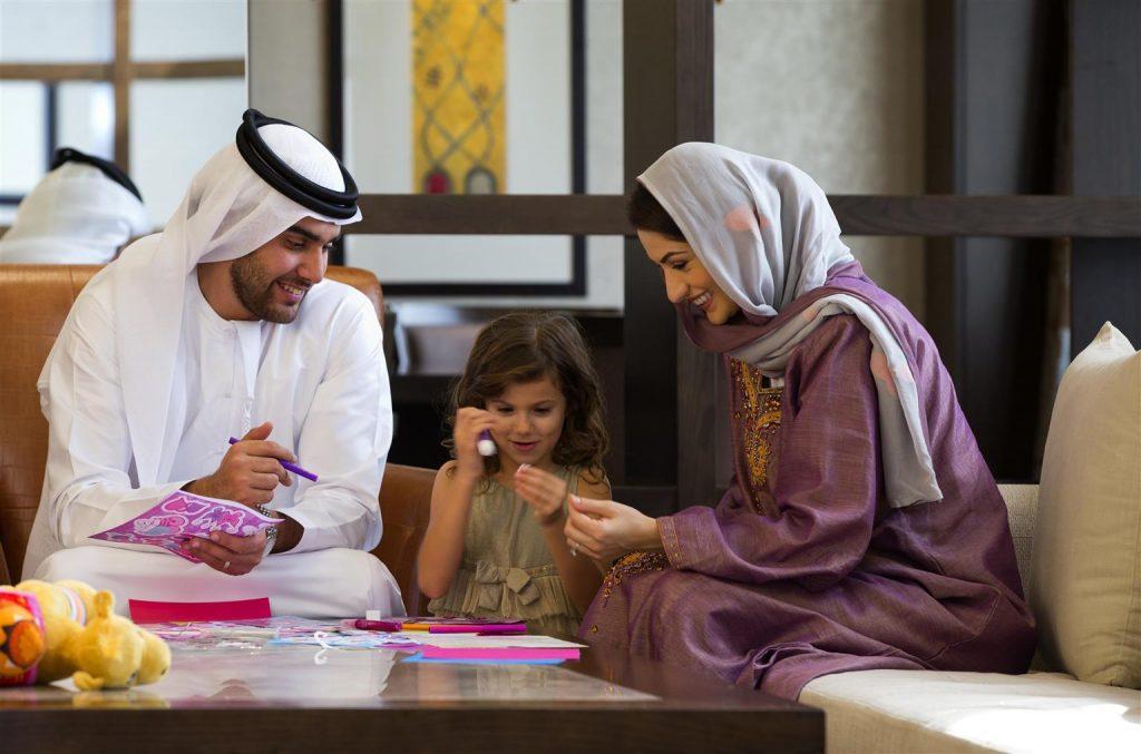 арабские семьи