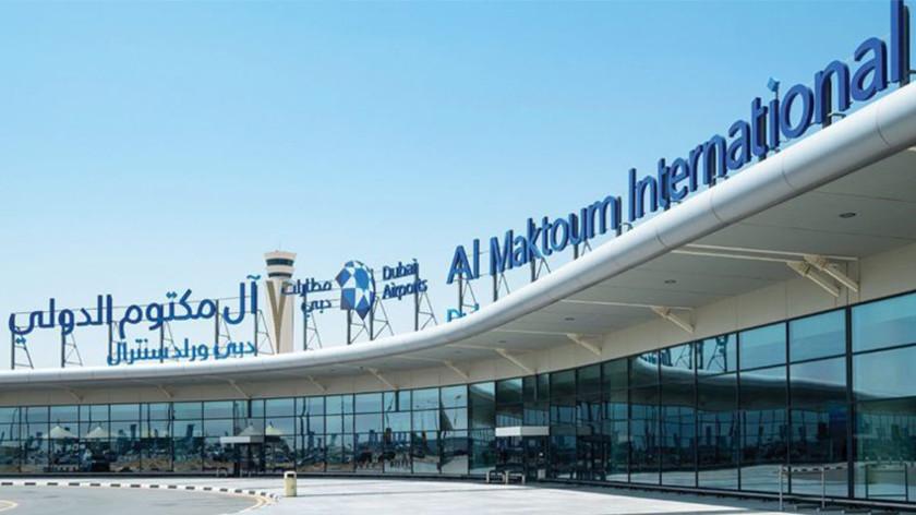 Аэропорт Аль-Мактум Дубаи