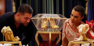 Туфли в Дубаи за 17 миллионов