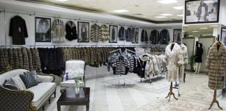 Магазин Планета Меха в Дубаи