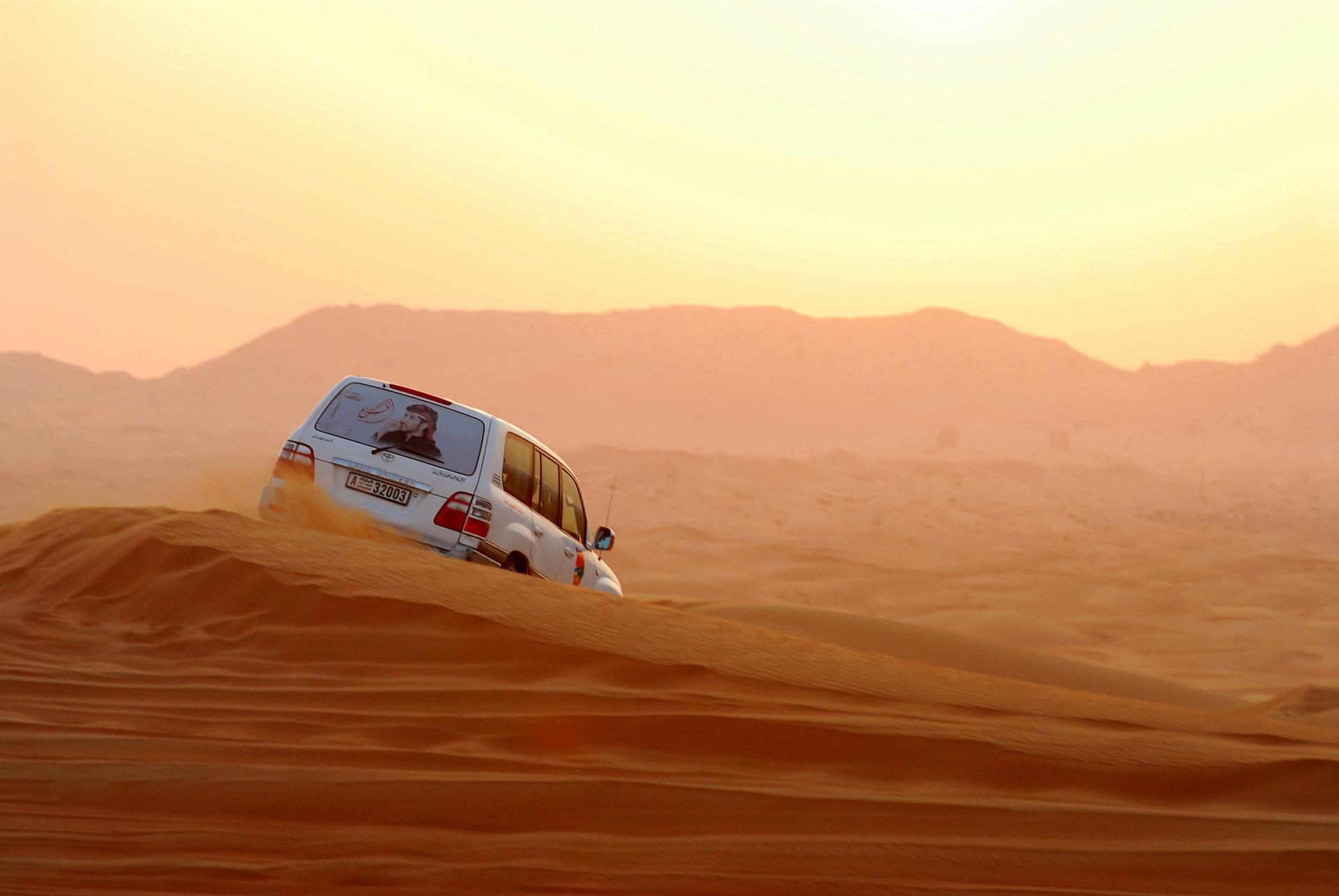 Пустыня (фото)