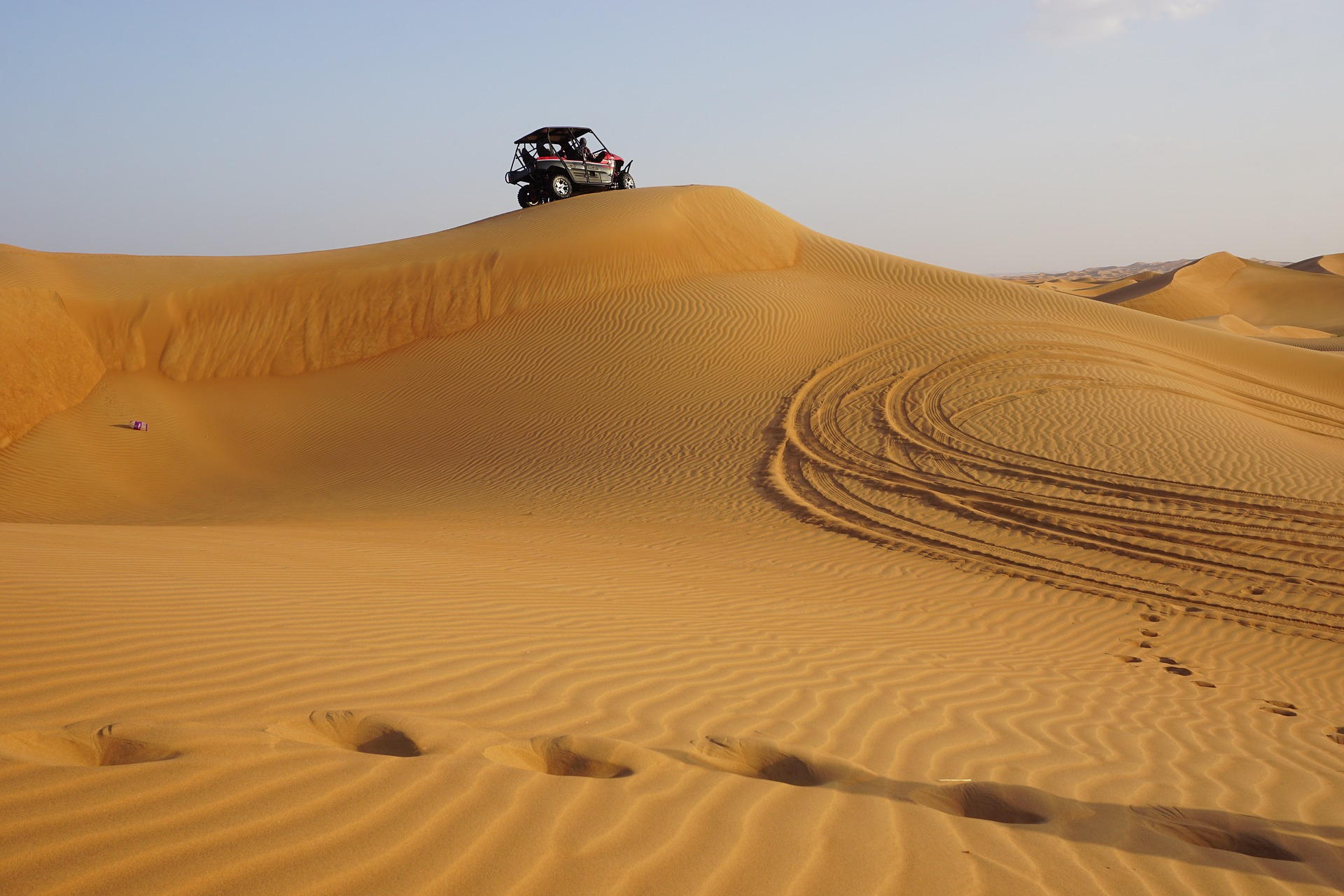 Пустыня Дубай (фото)