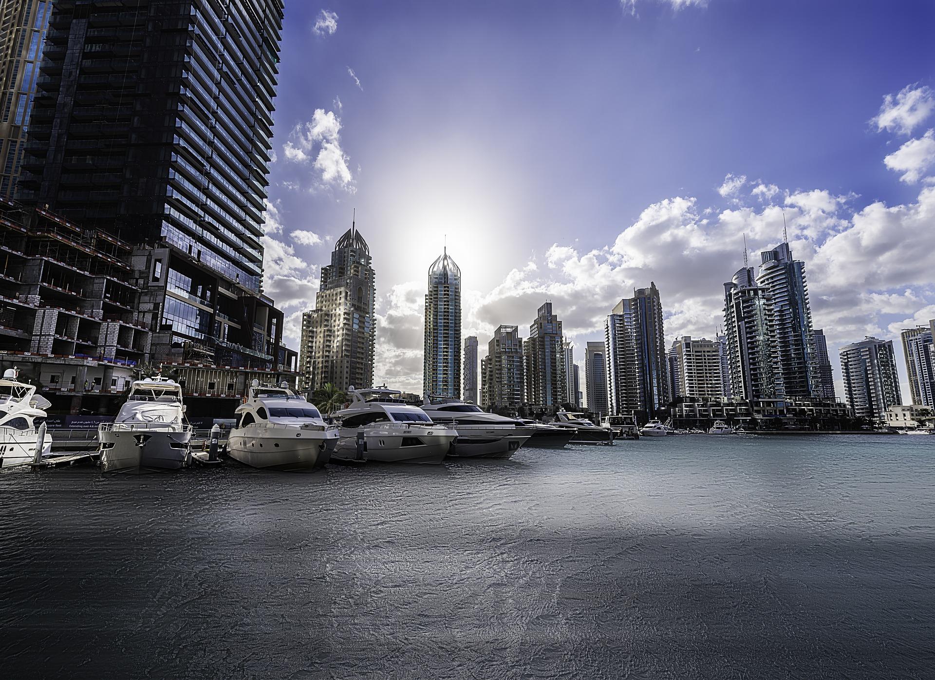 Дубай Марина (фото)