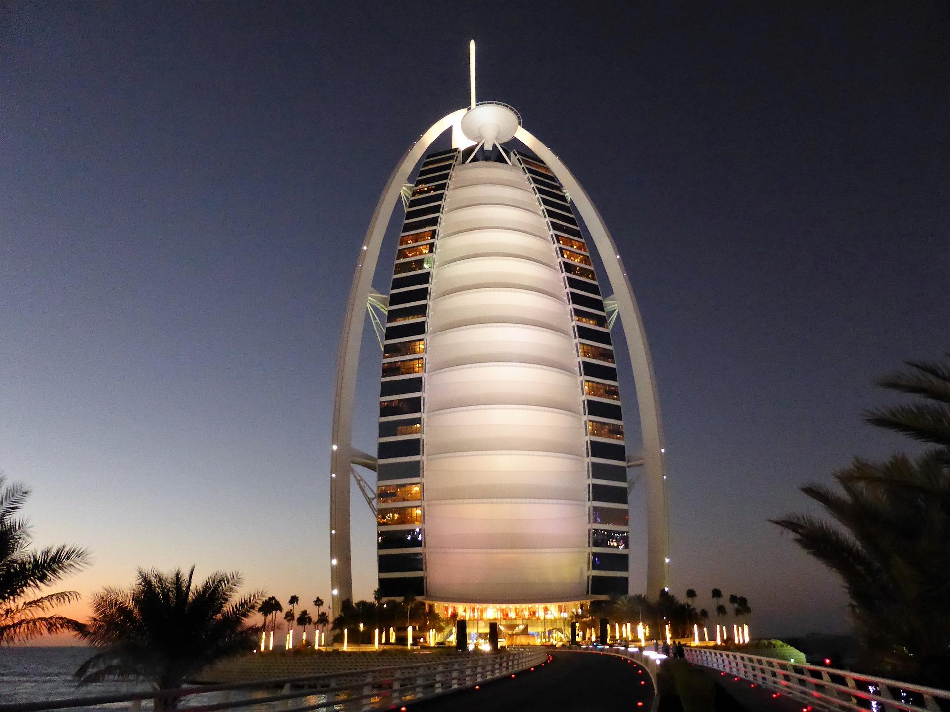 Отель Парус в Дубае (фото)