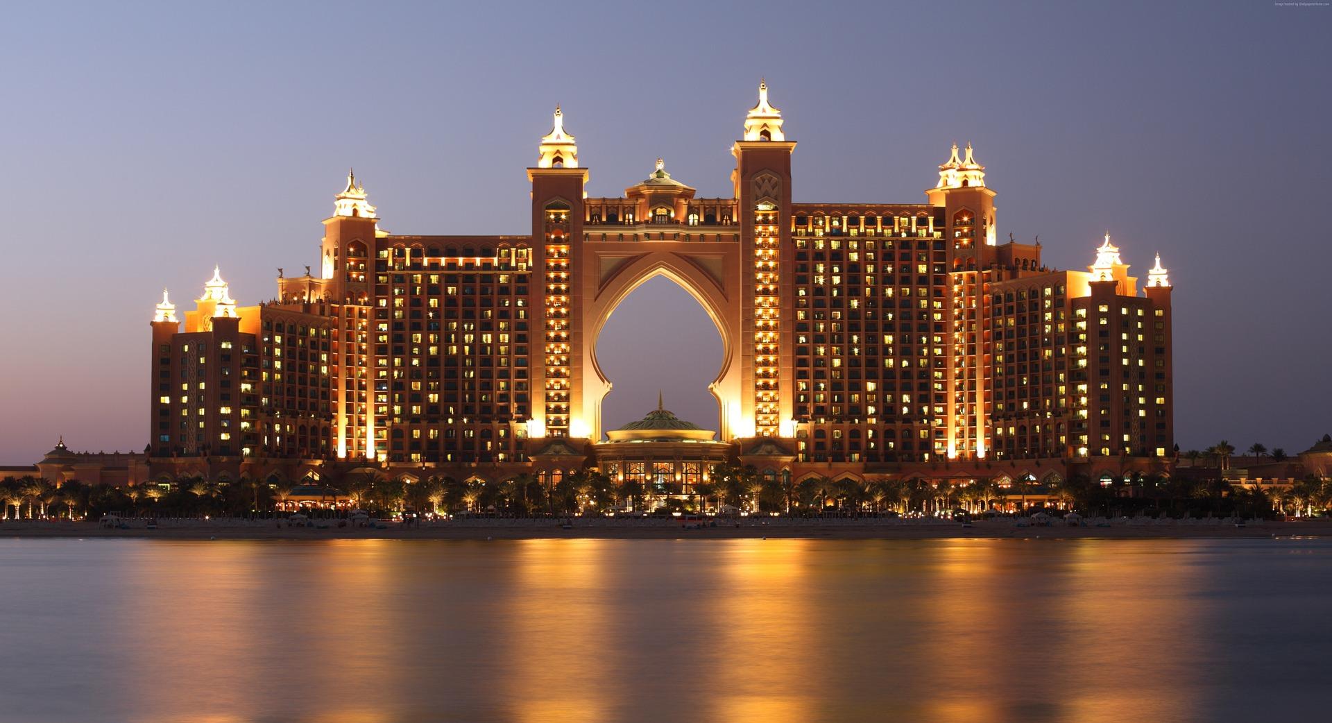 Атлантис Дубай (фото)
