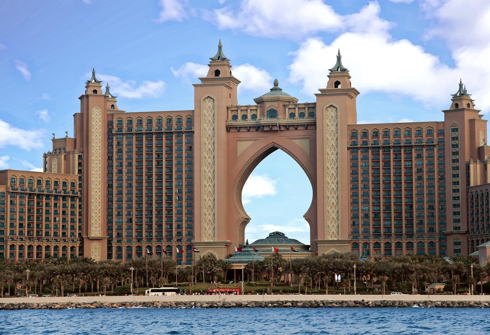 Отель Atlantis Дубай (фото)