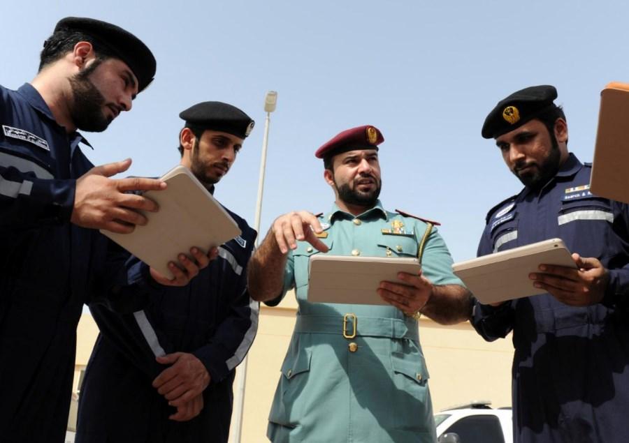 Законы в ОАЭ